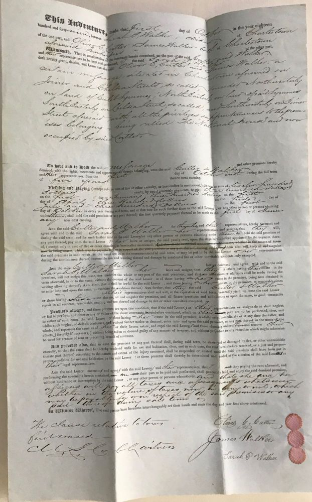 PETER L. DAVIS, A VETERAN OF THE WAR OF 1812, SELLS HIS 160 ACRES IN THE TRACT APPROPRIATED FOR MILITARY BOUNTIES IN ARKANSAS TERRITORY, March 16, 1822.