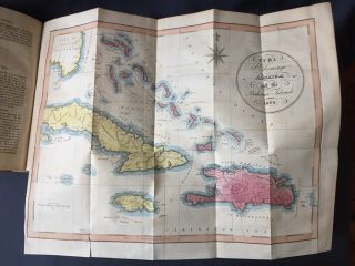 THE GEOGRAPHY, HISTORY, & STATISTICS OF AMERICA AND THE WEST INDIES... TO THE YEAR 1822; WITH~THE NEW STATES OF SOUTH AMERICA.