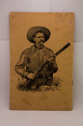 WILD JIM: CAPT. W. J. FRENCH, TEXAS RANGER; THE TEXAS COWBOY & SADDLE KING