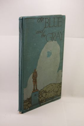 THE BLUE AND THE GRAY. [cover title]; STATUES IN STAMPED COPPER AND BRONZE