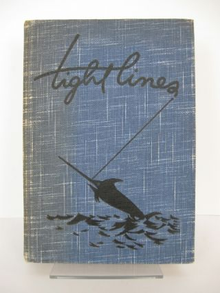 Tight Lines. With pen and ink sketches by the author. Ralph BANDINI.