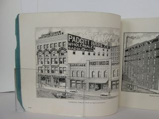 PADGITT BROS. CO. DALLAS, TEXAS. MANUFACTURERS AND JOBBERS OF SADDLES, HARNESS, HORSE COLLARS, LEATHER, SADDLERY HARDWARE, SHOE FINDINGS. CATALOGUE No. 83. [cover title]