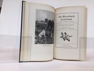 DE SHOOTINEST GENT'MAN AND OTHER TALES; Introduction by Col. Harold P. Sheldon