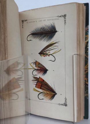 Blacker's Art of Flymaking, &c., Comprising Angling & Dyeing of Colours, with Engravings of Salmon & Trout Flies Shewing the process of the Gentle Craft as Taught in the Pages; With Descriptions of Flies for the Season of the Year as They Come Out of the Water.