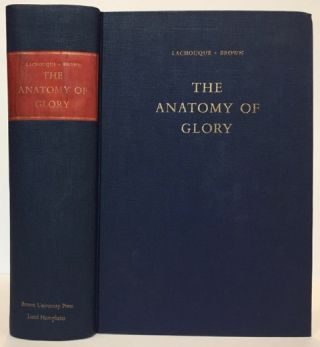 THE ANATOMY OF GLORY NAPOLEON AND HIS GUARD A STUDY OF LEADERSHIP.; Adapted froom the French by...