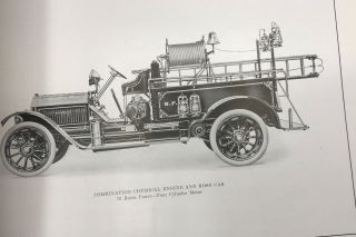 MOTOR APPARATUS FOR FIRE DEPARTMENT SERVICE. STRENGTH, POWER, BALANCE. Built by American - LaFrance Fire Engine Company, Inc.