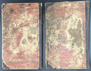 TWO ACCOUNT BOOKS FROM CHARLES WILSON'S GENERAL STORE, CLACKAMAS COUNTY, OREGON.
