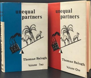 UNEQUAL PARTNERS. Thomas Balogh