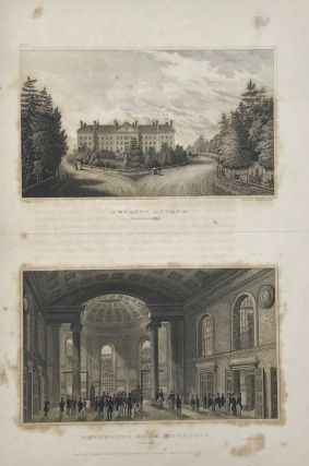 VIEWS IN NEW-YORK AND ITS ENVIRONS, … from Accurate, Characteristic & Picturesque Drawings, Taken on the Spot, Expressly for This Work, by Dakin, Architect … With historical, topographical & critical illustrations by Theodore S. Fay, assisted by several distinguished literary gentlemen